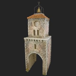 décors de crèche – Santons – campanile 2 – Aubagne.jpg