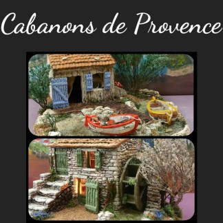 Cabanons de Provence
