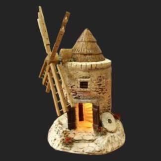 décors de crèche – Santons – moulin moyen – Aubagne.jpg