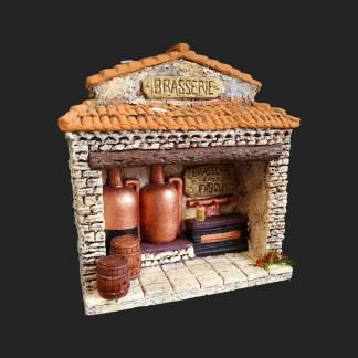 brasserie – Aubagne -provence – santon de provence -santon – décors de provence – décors de crèche – crèches de Provence- accessoire de Provence -artisan – made in france – france