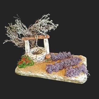 jarre arbre fruitier de provence – atelier de Fanny – Aubagne -provence – santon de provence -santon – décors de provence – décors de crèche – crèches de Provence- accessoire de Provence -artisan – made in france – france