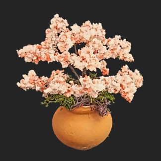 cerisier-  Aubagne -provence – santon de provence -santon – décors de provence – décors de crèche – crèches de Provence- accessoire de Provence -artisan – made in france – france
