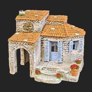 La Maison du Terroir – atelier de fanny – décors de crèche – aubagne – santons 7 cm