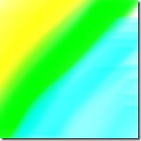 mélange de couleurs pour figurine vert