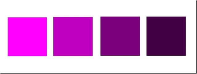 mélange-des-couleurs-les-pourpre
