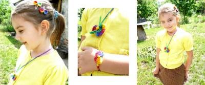 accesorii cu fundite handmade