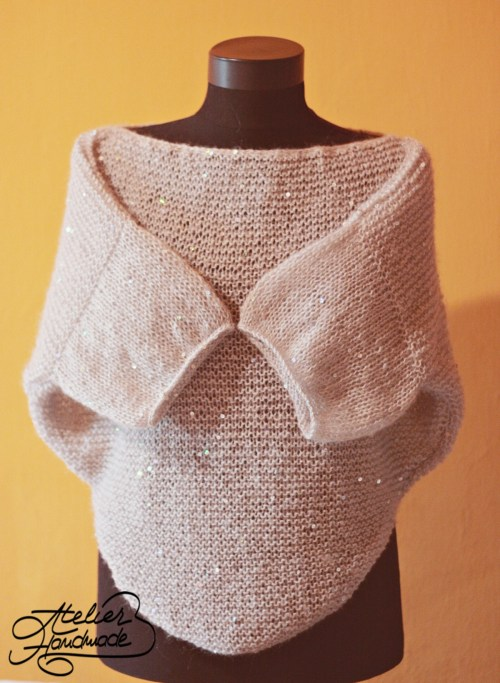 knit elegant top