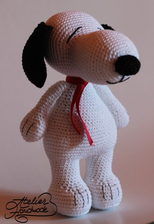 free-crochet-pattern-snoopy