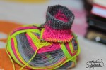 How to knit socks with circular needles? Cum să tricotezi șosete cu andrele circulare?