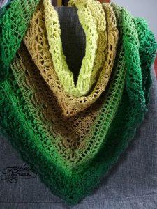crochet shawl scheepjes whirl