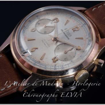 Album Photo – Chronographe Elvia