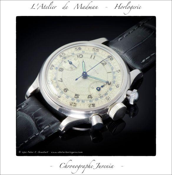 Chronographe Juvenia