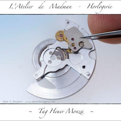 Le module de remontage automatique.