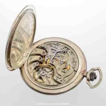 Chronographe Art Déco