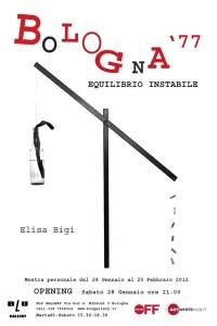 Bologna '77 - Equilibrio instabile