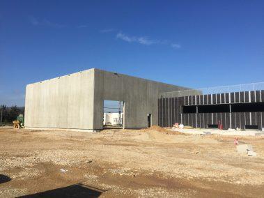 Projet A - en construction