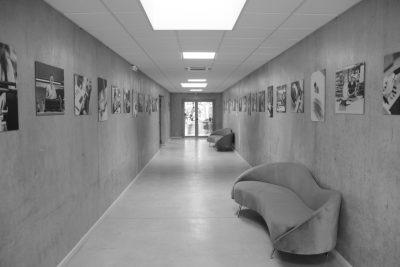 Projet A - couloir intérieur