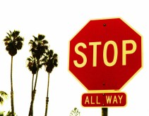 Stop All Way © Louis Armand
