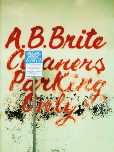A.B. Brite © Louis Armand