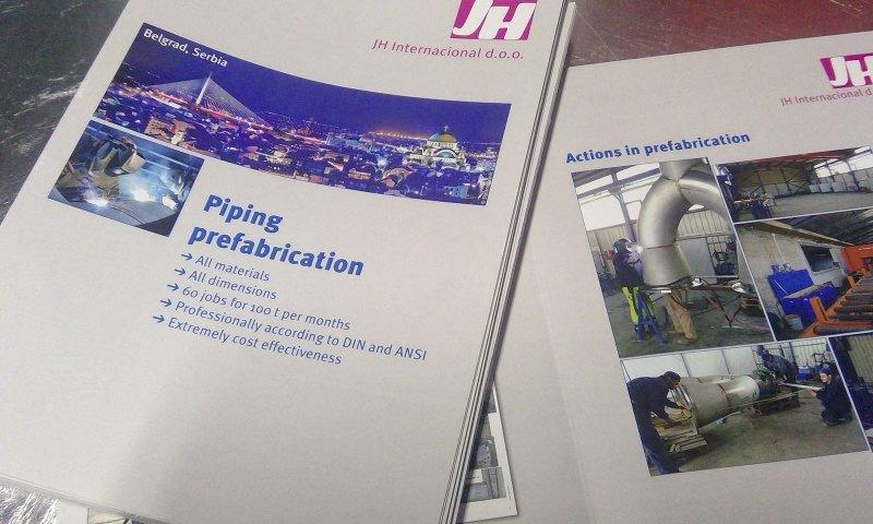 JH piping prefabrication