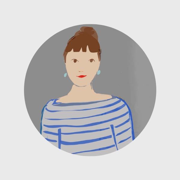 portrait de Véronique Mallaval
