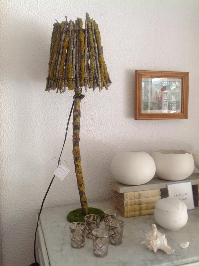 lampe-arbre de Véronique Mallaval - Agde