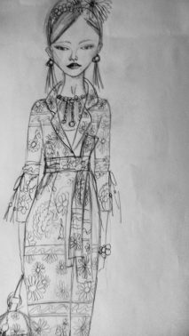 AMG-DOLL Design Sketches (10)
