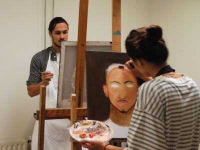 portretschilderen