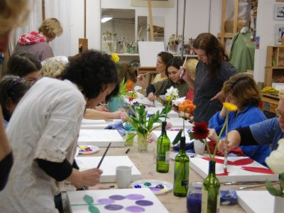 schilderworkshop