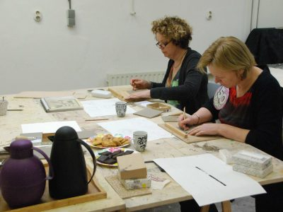 workshop linosnedes