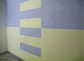 Karolina Kazmierska // Olimpijska // peinture murale // 2012