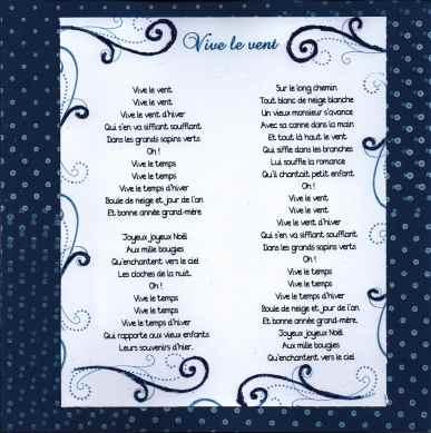 Chants de noel 9