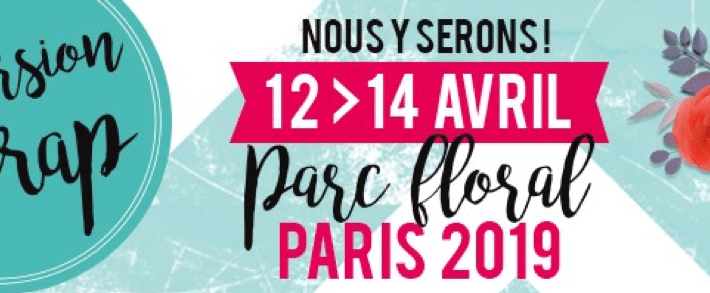 Version Scrap PARIS 2019