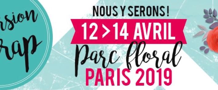 Gagnantes du jeu concours Version Scrap Paris 2019