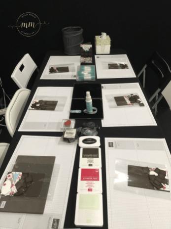 M&T Carte tablette de chocolat De tout mon coeur 2019 1
