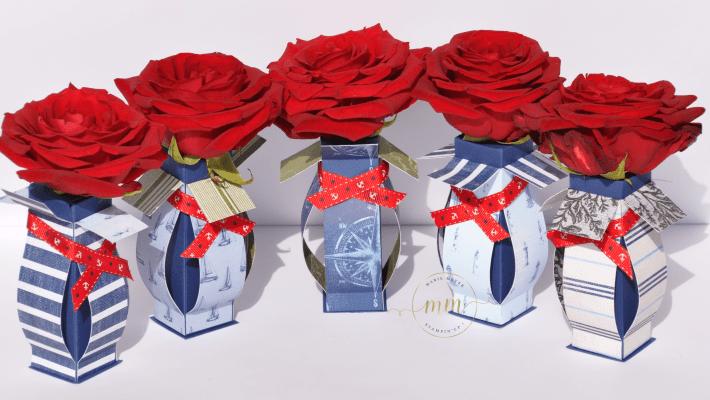 Tutoriel Vases pour soliflores