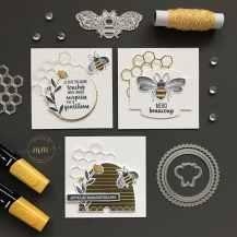 Mini carnet de voyage Honey Bee 2020 6