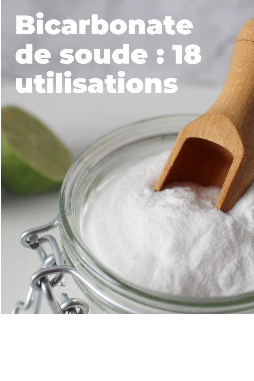 18 façons d'utiliser le bicarbonate de soude post thumbnail image