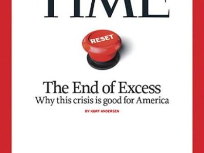 The End of Excess