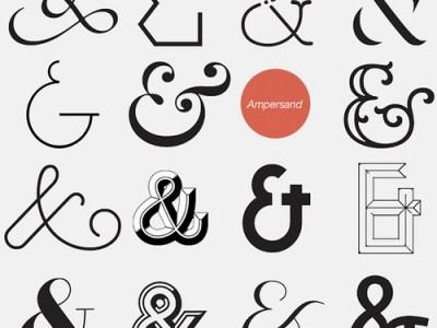 300x65 Ampersands