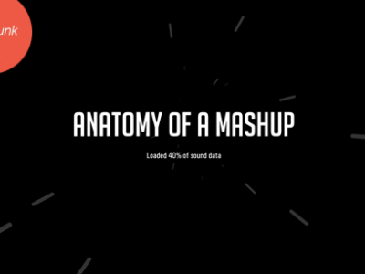 Anatomy of a Mashup: Definitive Daft Punk visualised