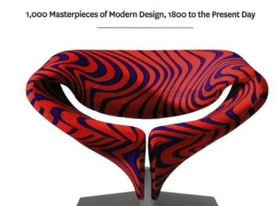Chairs: 1000 Masterpieces of Modern Design, 1800 to the Present Day