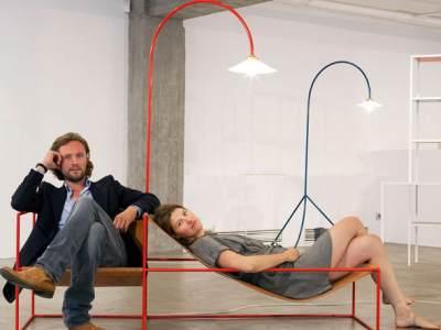 Muller Van Severen: a furniture project by Fien Muller and Hannes Van Severen