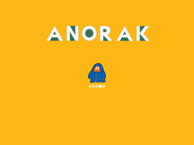 Anorak iPhone app