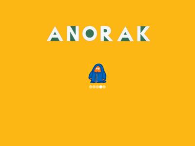 Anorak iPhone app