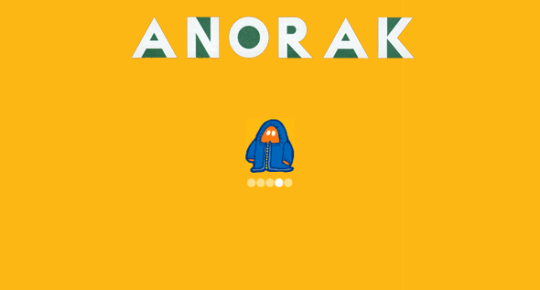 anorak magazine iphone app