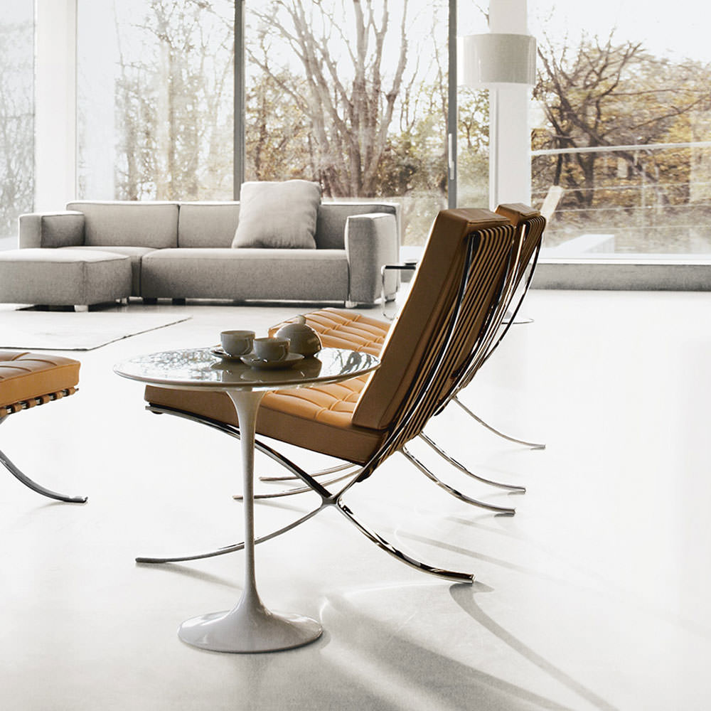 Replica Furniture Outlawed Uk Barcelona Chair Mies Van