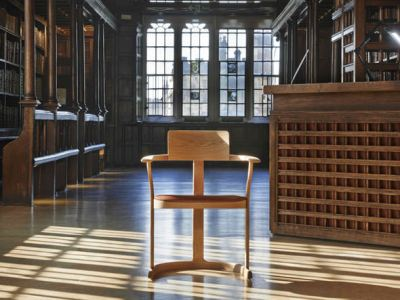 Barber Osgerby for Bodleian Library // #LDF13