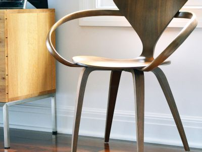 Cherner Chair by Norman Cherner, 1958