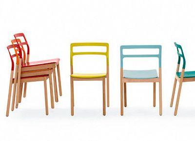 Florinda chairs by DePadova